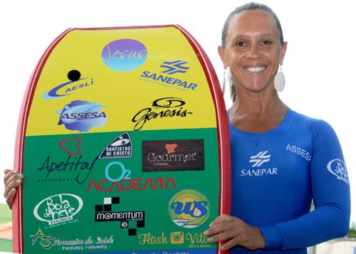 Atleta de Matinhos será a única paranaense a disputar mundial no Havaí