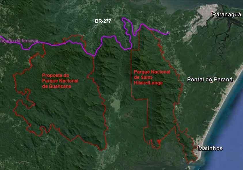 Resultado de imagem para Parque Nacional de Guaricana