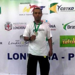 Atleta patrocinado pelo Instituto Corpore é bicampeão paranaense